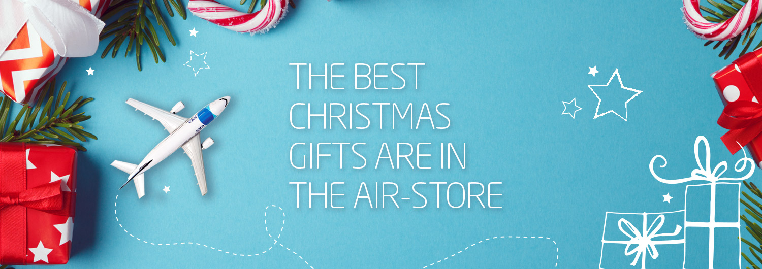 The best Christmas gifts are in the Air-Store