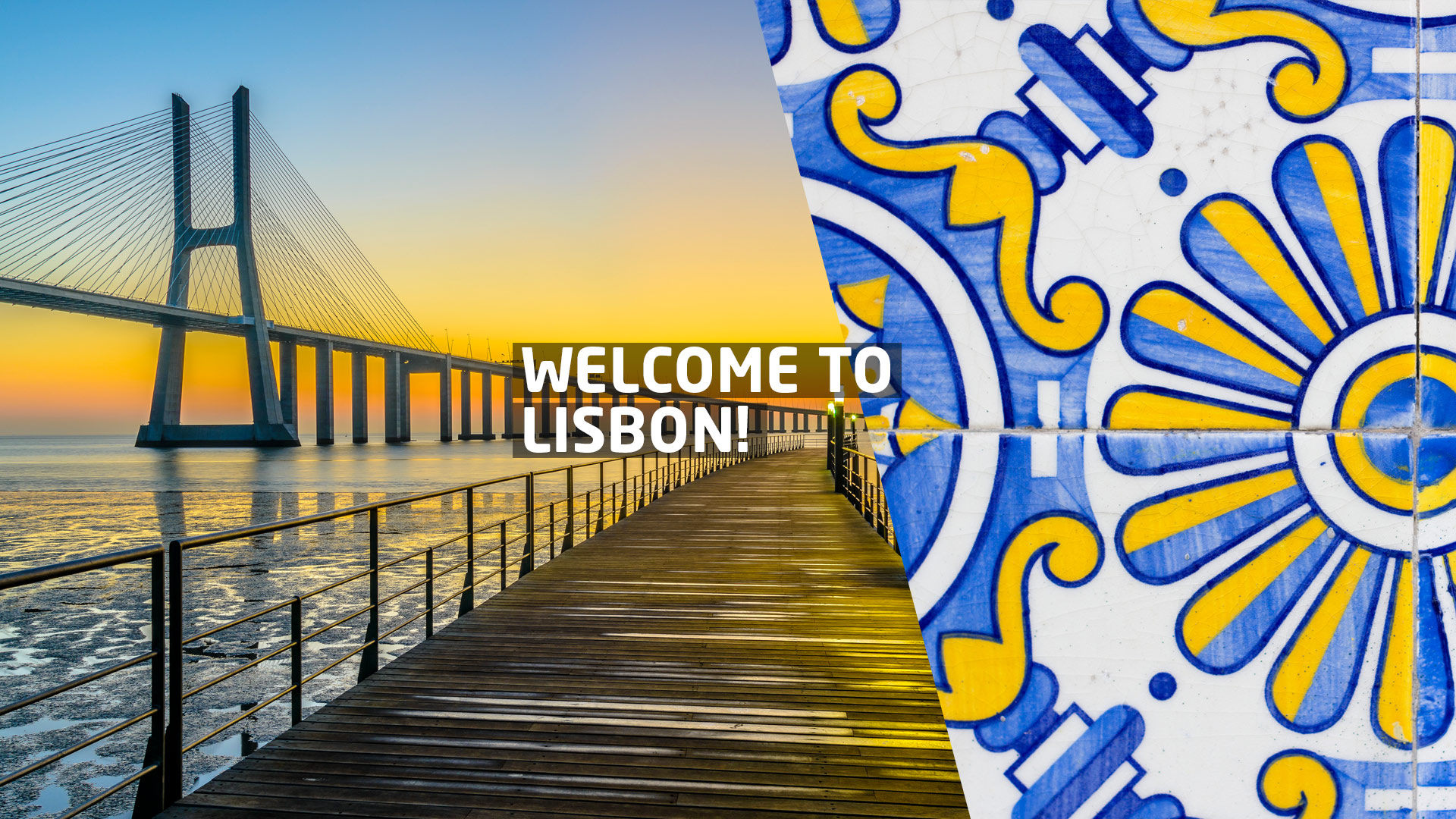 Welcome to Lisbon!