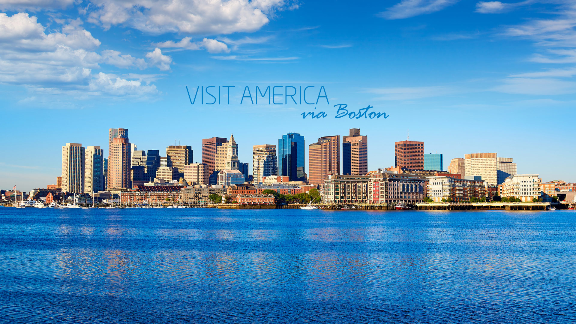 Visit America. Via Boston