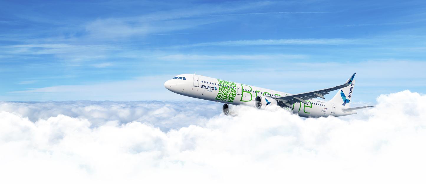 Resultado de imagen para Azores Airlines A321neo
