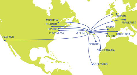 Stopover Map